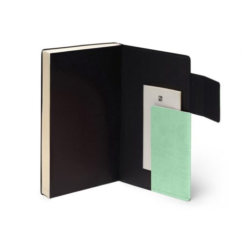 Legami 2021 Medium Weekly Diary with Notebook - Mint