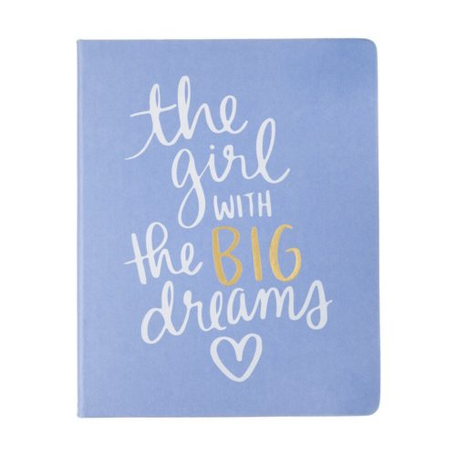Journal - The Girl With Big Dreams