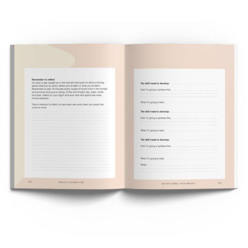 Create Your Best Life Guided Journal