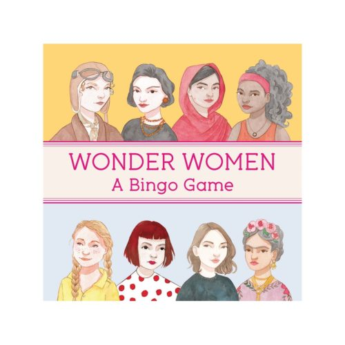 Wonder Women: A Bingo Game