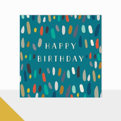 Glow Collection Card - Happy Birthday