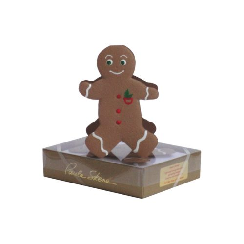 Luxury Boxed Christmas Cards – Ginger Bread Man