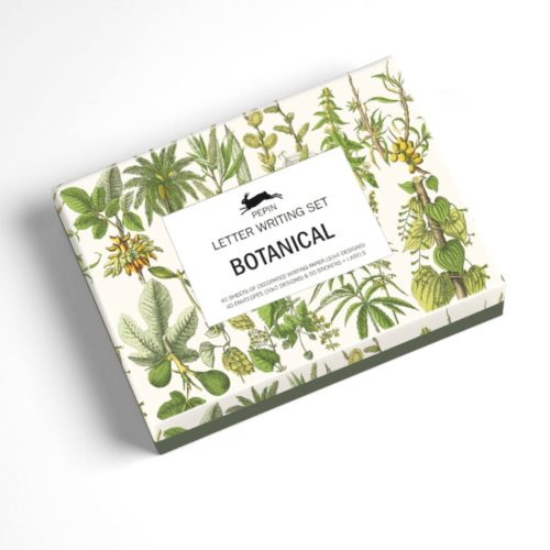 Letter Writing Set - Botanical