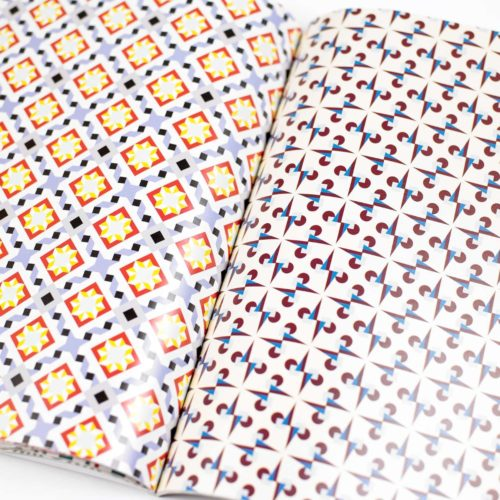 Gift and Creative Papers Book Vol. 36 - BARCELONA TILES