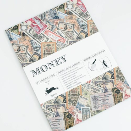 Gift and Creative Papers Book Vol. 61 - MONEY