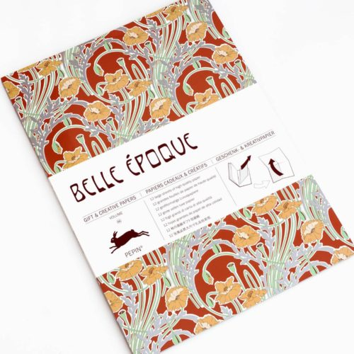 Gift and Creative Papers Book Vol. 66 - BELLE EPOQUE
