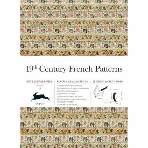 Gift and Creative Papers Book Vol. 68 - 19TH CENTURY FRENCH PATTERNS