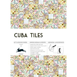 Gift and Creative Papers Book Vol. 69 – CUBA TILES
