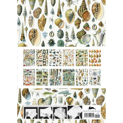Gift and Creative Papers Book Vol. 72 - NATURAL HISTORY