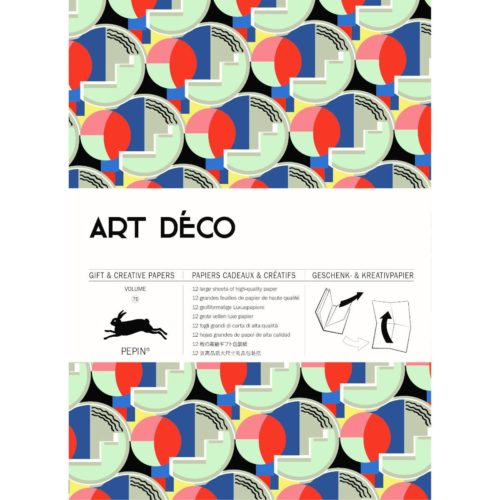 Gift and Creative Papers Book Vol. 75 - ART DECO
