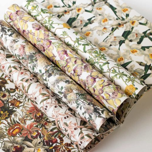 Gift and Creative Papers Book Vol. 77 - FLOWER PRINTS