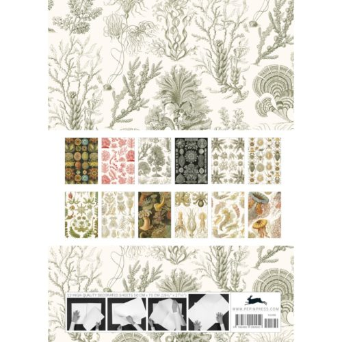 Gift and Creative Papers Book Vol. 83 - ART FORMS IN NATURE