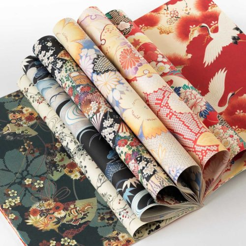 Gift and Creative Papers Book Vol. 97 - KIMONO