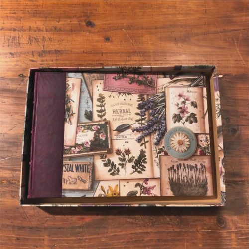 Bomo Photo Album - Provence and Herbs Large