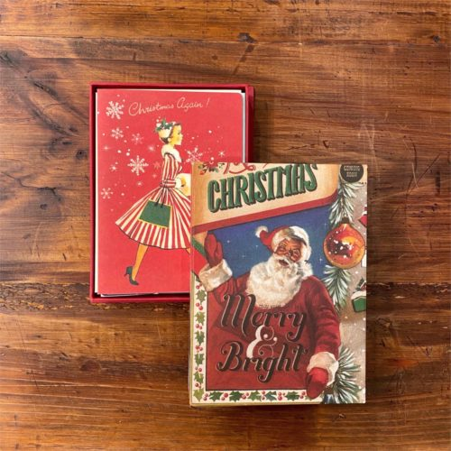 Bomo Christmas Boxed Cards - Jingle Bells