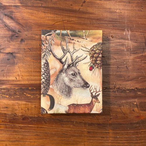 Bomo Christmas Boxed Cards - Deers in the Forest