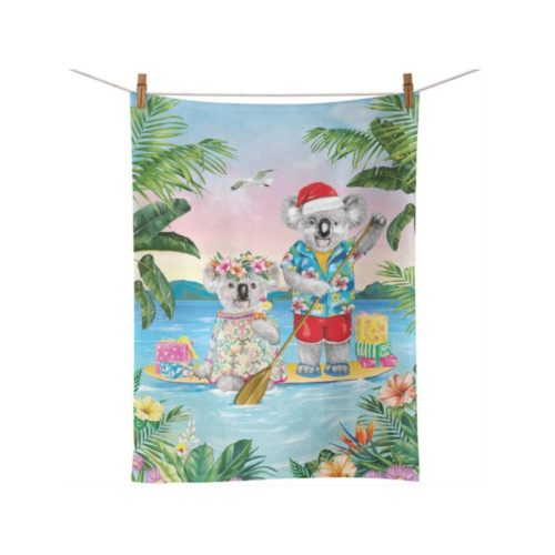 La La Land Tea Towel Sunshine - Lovers Paddle