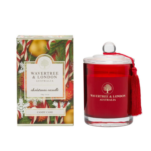 Wavertree & London Candle - Candy Cane