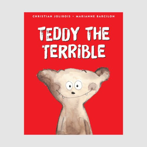 Book - Teddy the Terrible