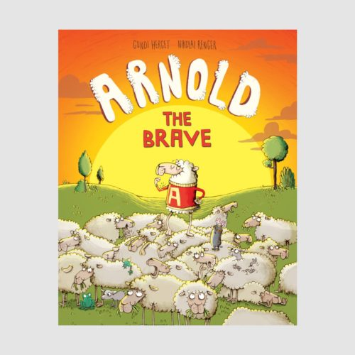 Book - Arnold the Brave
