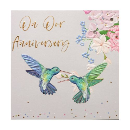 Elle Card - On Our Anniversary