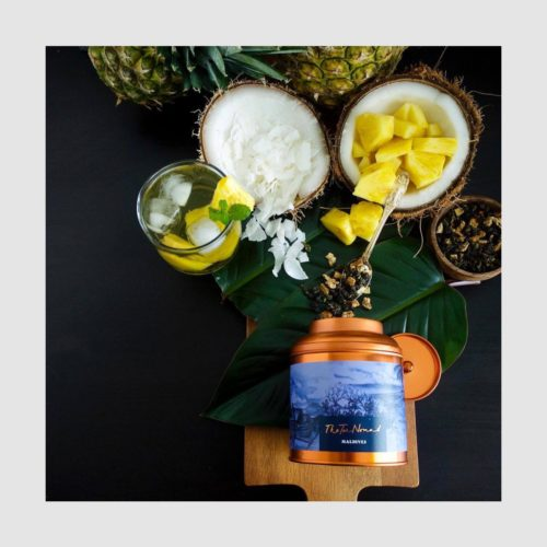 The Tea Nomad Copper Canister - Maldives 120g