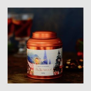 The Tea Nomad Copper Canister – Noel 150g