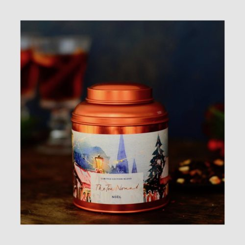 The Tea Nomad Copper Canister - Noel 150g