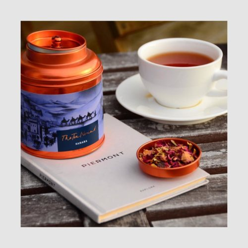 The Tea Nomad Copper Canister - Sahara 100g