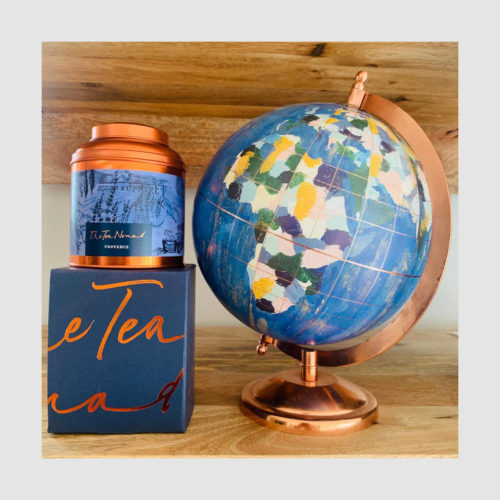 The Tea Nomad Copper Canister - Provence 85g