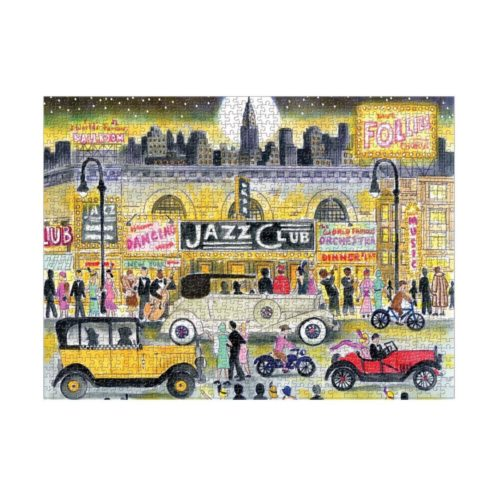 PUZZLE - JAZZ AGE by Michael Storrings