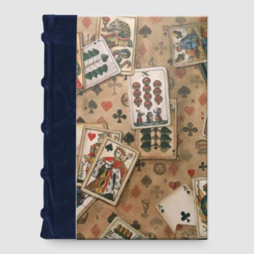 Bomo Boxed Playing Cards - Blue