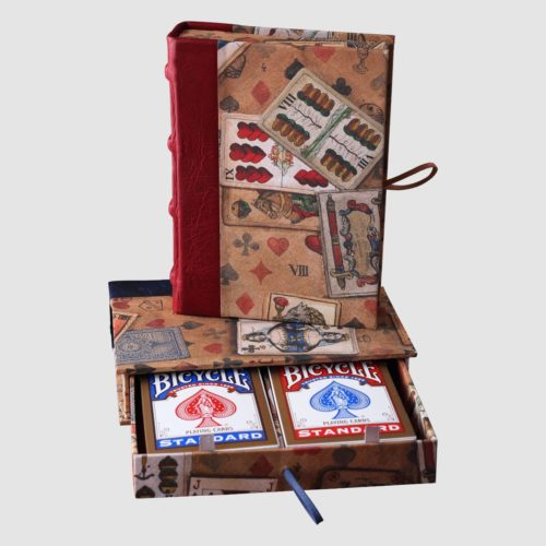 Bomo Boxed Playing Cards - Green