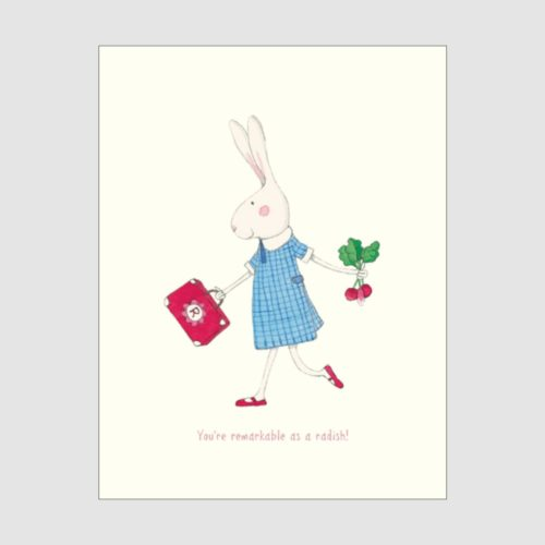 Ruby Red Shoes Card - You're Remarkable