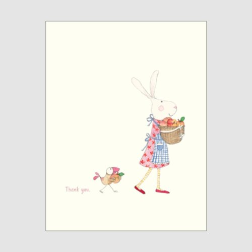 Ruby Red Shoes Card - Thank You