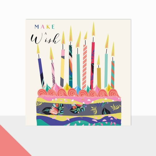 Glow Collection Card - Make a Wish