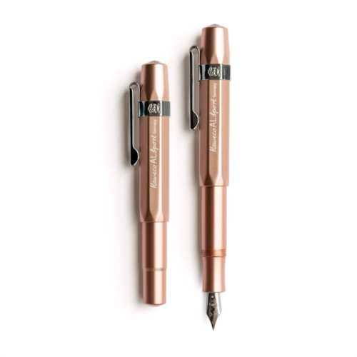 Kaweco - AL Sport - Fountain Pen - Medium - Rose Gold