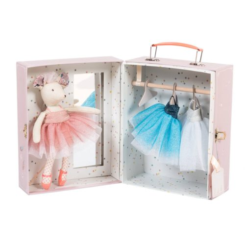 Moulin Roty - Ballerina Suitcase