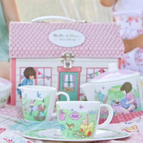 Belle and Boo - Tea Set House