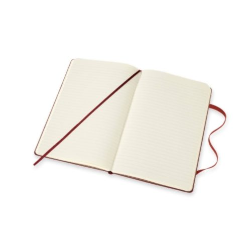 Moleskine - 2020 Limited Edition Harry Potter Notebook - Ruled - Large - Bordeaux Red