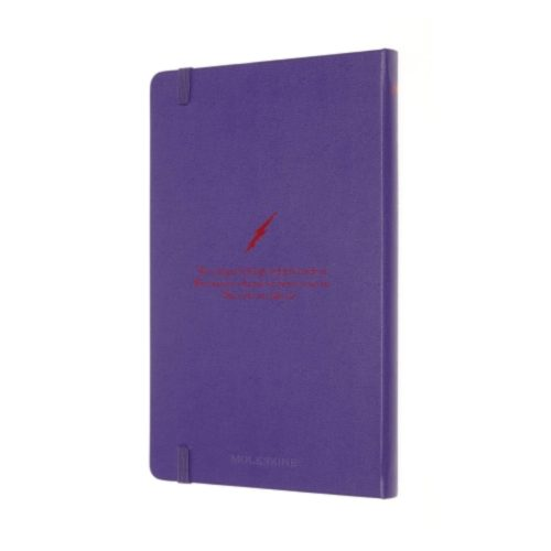 Moleskine - 2020 Limited Edition Harry Potter Notebook - Ruled - Large - Brilliant Violet