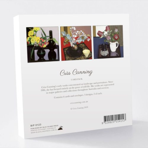 BIP Card and Envelope Pack - Criss Canning 0123
