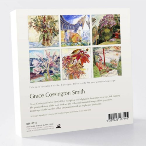 BIP Card and Envelope Pack - Grace Cossington Smith 0117