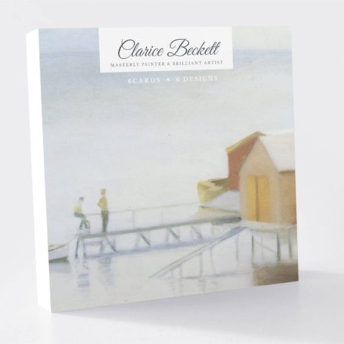 BIP Card and Envelope Pack - Clarice Beckett 0115