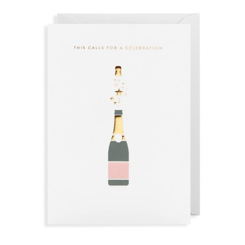 Lagom Design Card - This Calls For A Celebration