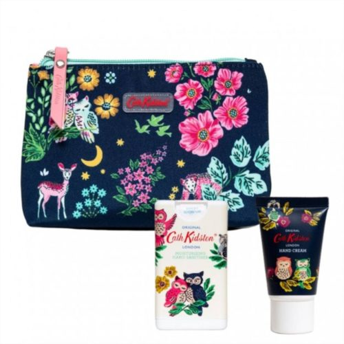 Cath Kidston Woodland Cosmetic Pouch
