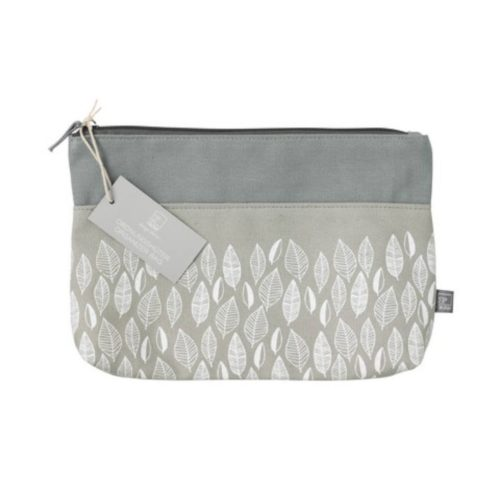 Rader Cotton Cosmetic Bag - Leaves