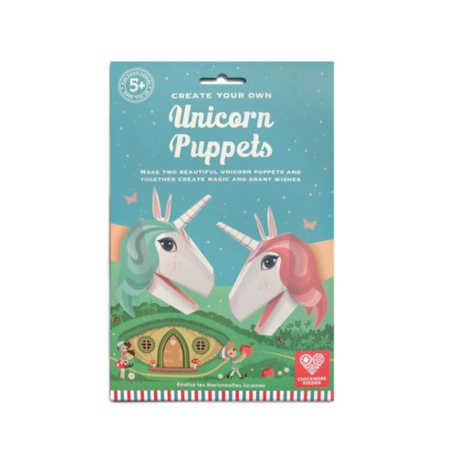 Clockwork Soldier - Create Your Own Unicorn Puppets