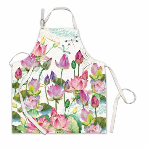 Michael Design Works Apron - Water Liles