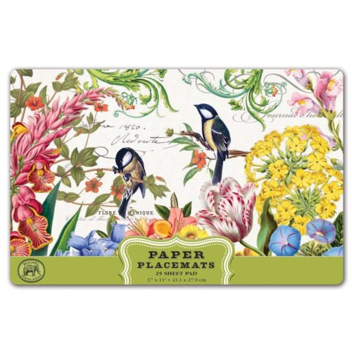 Michel Design Works Placemats - Summer Days